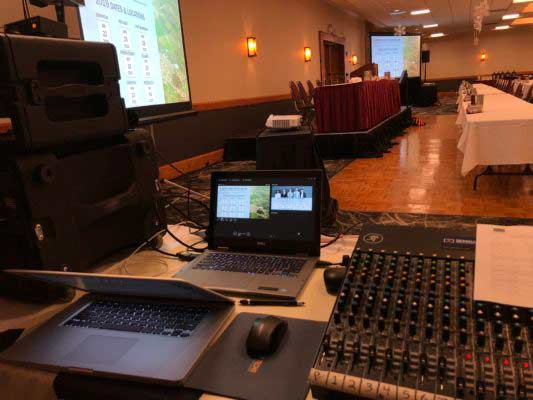 Video Streaming For Live Events | SeminarTechs.com 3