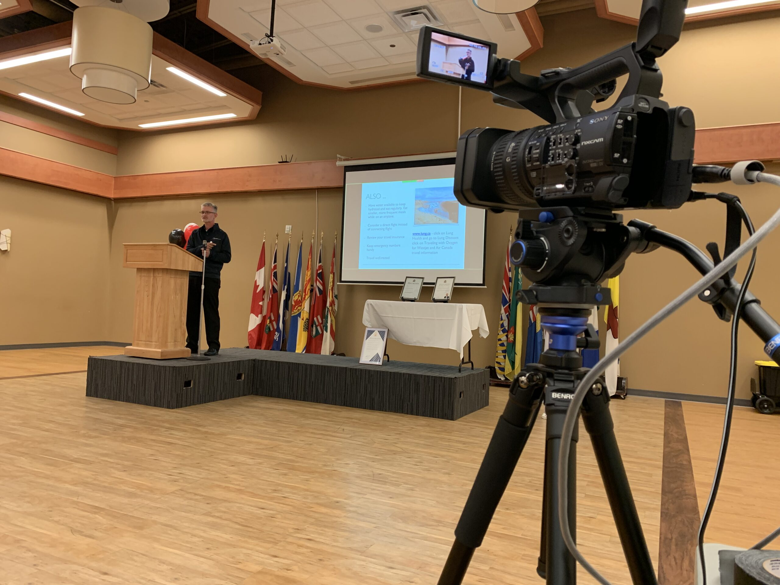live streaming video edmonton