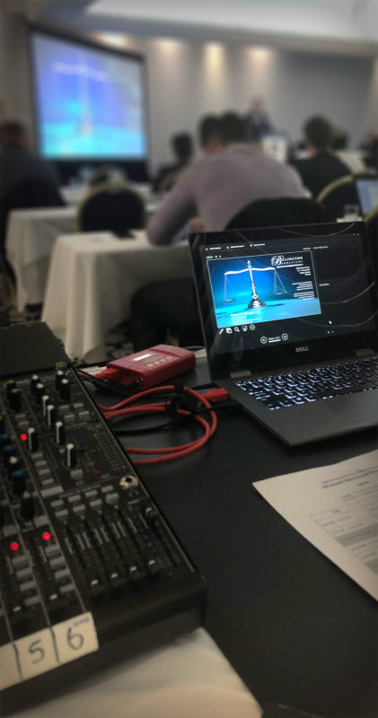 Seminar Techs - Audio Video Edmonton Live Events